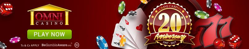 Omni Casino Banner