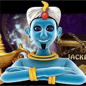Lucky player won the jackpot on Millionaire Genie Progressive Slot