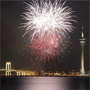 Macau sees Visitor Increase Over Chinese New Year