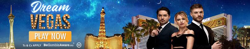 Dream Vegas Banner
