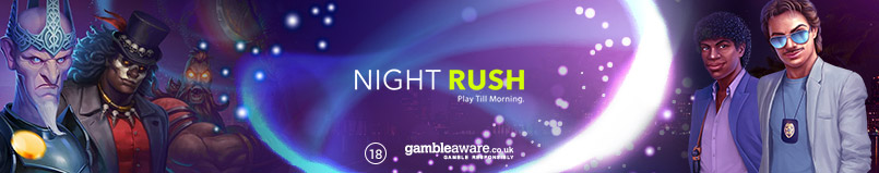 Night Rush Banner