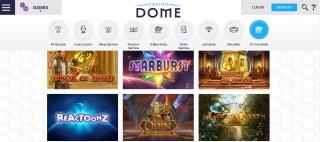 Casino Dome Screenshot 1