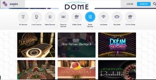 Casino Dome Screenshot 3