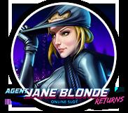 Agent Blonde