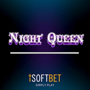 iSoftBet Goes Goth With Night Queen Online Pokie